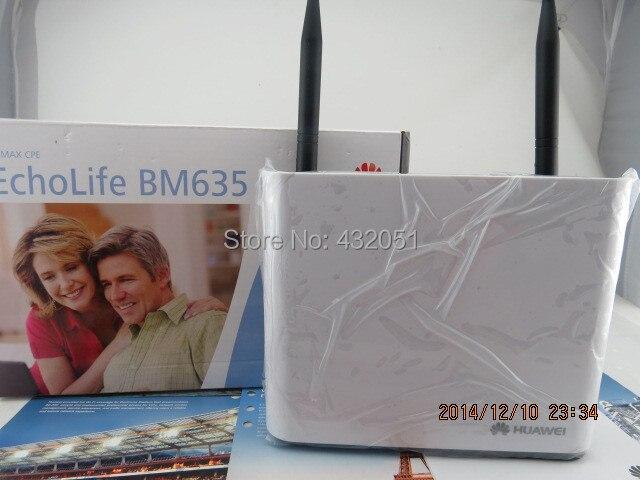 ECHOLIFE Huawei BM635 WIMAX CPE Router