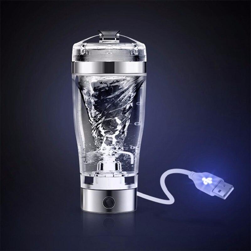 USB Rechargeable Portable Vortex Mixer Vegetables Fruit Juice Blender Mixer Maker Protein