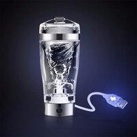 USB recargable portátil vortex mezclador verduras jugo de fruta licuadora mezclador proteína Shaker botella eléctrica auto mezcla jarra
