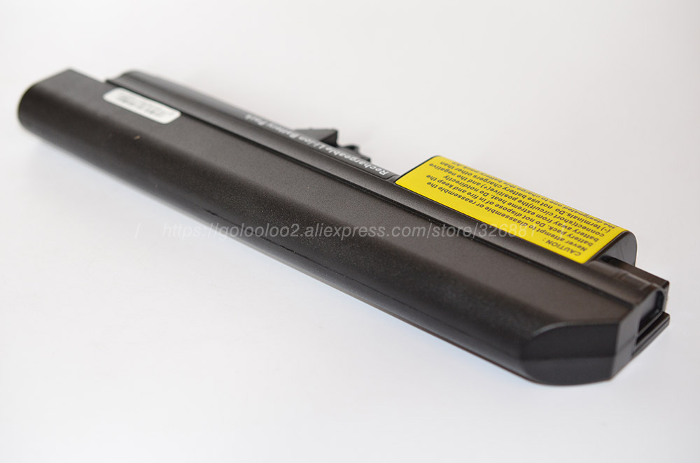 Golooloo 6 Cells 4400MaH laptop Battery for IBM Lenovo ThinkPad T61 T61p  R61i R61 T61u R400 t400