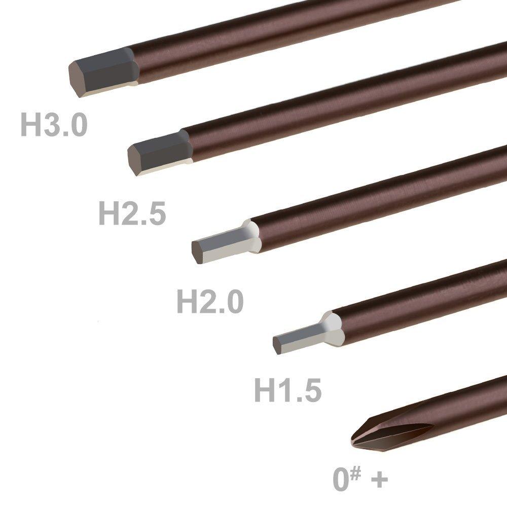 Kit de herramientas de reparación de destornilladores de precisión - Herramientas manuales - foto 5