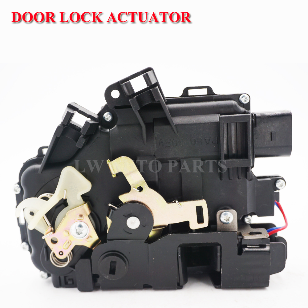 New Door Lock Actuator Front Left Driver Side 4b1837015g For Audi A4 A6 4b C5 8e Ushirika Coop