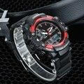 50 M À Prova D' Água Esportes Dos Homens Relógios Relogio masculino 2017 Hot Men Sport Watch Reloj à prova relógio de Pulso Digitais