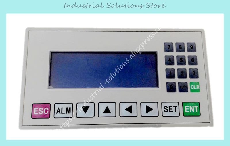 New Text Display 4.3 inch OP320-A MD204L Support with RS232 RS485 RS422 for PLC Communications text display md204l op320 a panel display screen hmi with rs232 rs422 rs485 for various plc support the modbus protocol 3x 4x