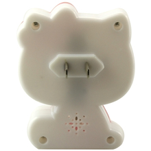 Creative Hello Kitty Themed Plug-Typed Plastic LED Nightlight
