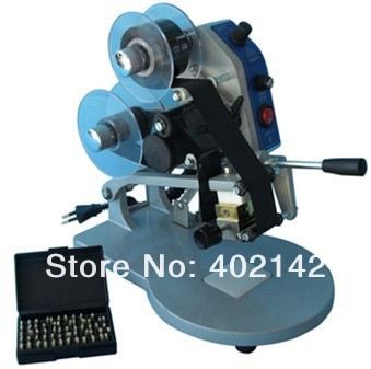 цена Free Shipping,Hot Sale Expiry Date Coding Machine for 3 Lines, Electric Ribbon date code Printing Machine,hot foil stamp coder онлайн в 2017 году