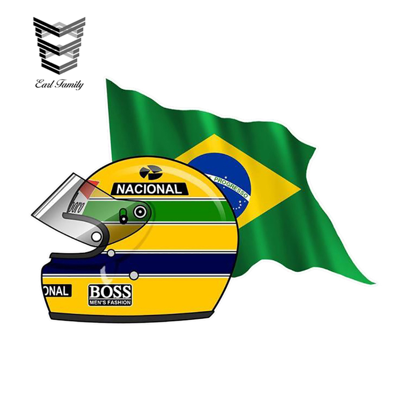 earlfamily-13cm-x-93cm-ayrton-font-b-senna-b-font-flag-brazil-helmet-left-sticker-funny-car-styling-vinyl-decals-bumper-window-car-stickers