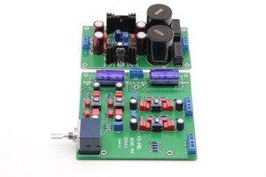 Image 5 - התייחסות גרמניה MBL6010D מעגל Preamplifer להרכיב לוח AD797 קבלים ALPS27 פוטנציומטר + כוח לוח