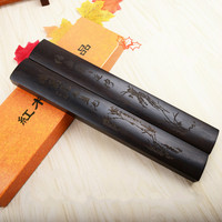 Calligraphy Paperweight Chinese Traditional Calligraphy Writing Brush Supplies Black Elm Paperweights Painting Writing Supplies
