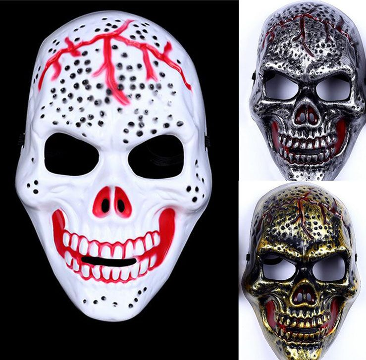 Halloween Mask Archaize Color Spots Ghost Masks Halloween Horror