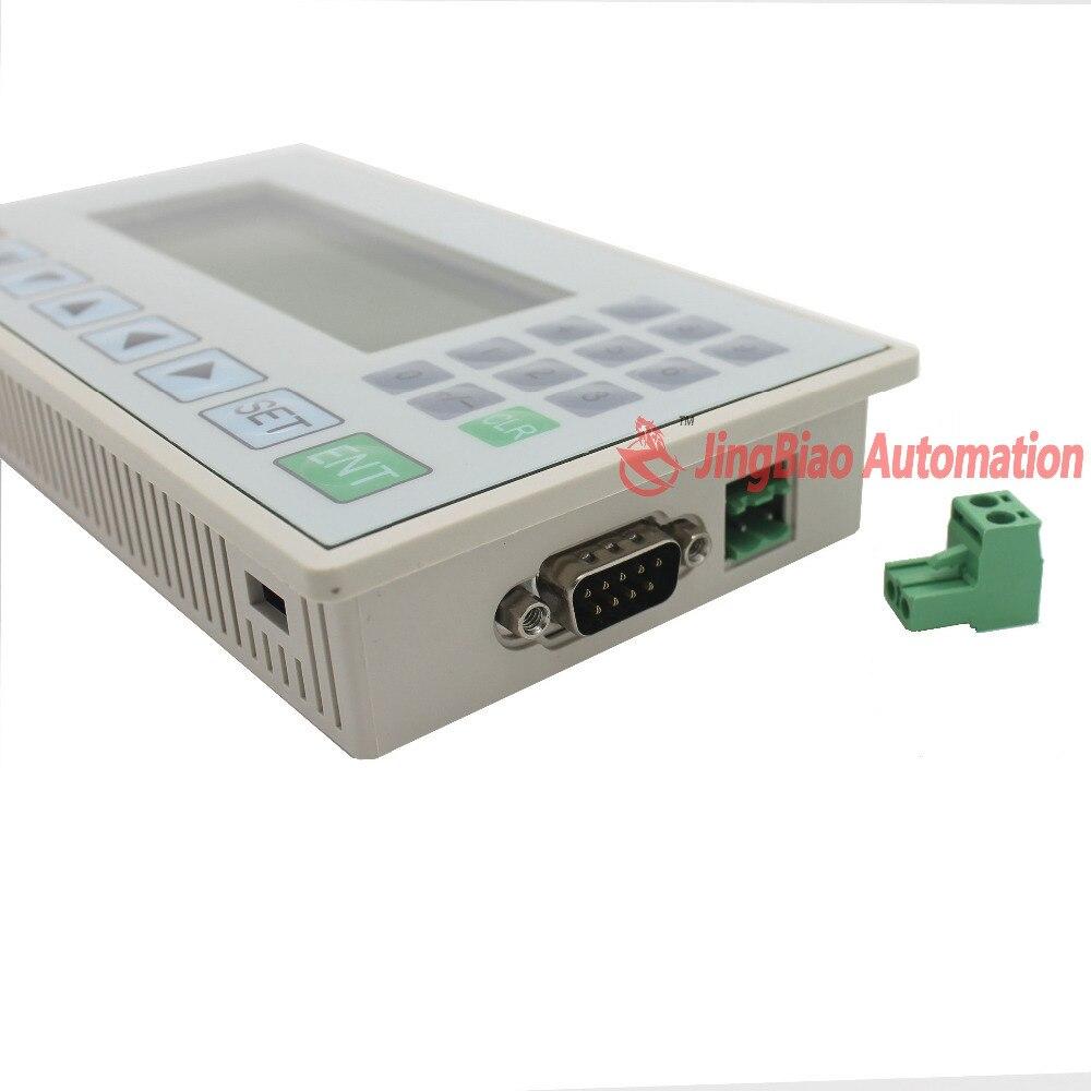 Szöveges kijelző MD204L OP320-A panel HMI az RS232 / RS422 / - Szerszámgépek és tartozékok - Fénykép 4