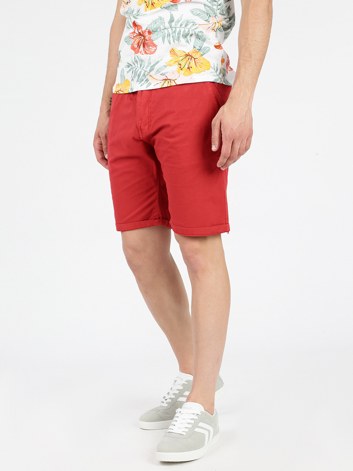 Shorts Men Cotton
