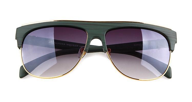 Mens-Womens-Retro-Half-frame-Sunglasses-Frame (5)