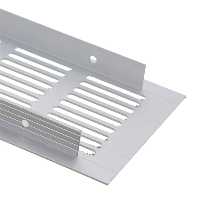 1/3/6pcs Household Door Air Vent Grille Metal Ventilation Plate for Cabinet Bathroom Air Vent Grille Cover for Kitchen Vention