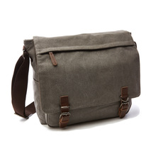 High Quality Men Canvas Bag Large Briefcase Travel Suitcase Messenger Shoulder Tote Handbag Big Casual Business Male Laptop Bag kundui suitcase women men travel bag thickening aluminum alloy laptop large toolbox lockable storage display box briefcase