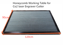 120*90cm aluminum honeycomb table honeycomb platform laser machine parts special honeycomb fabric cutting machine platform стоимость