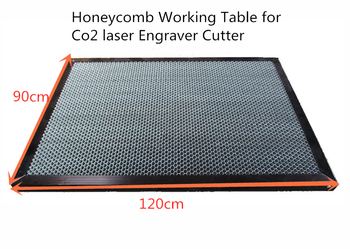 120*90cm aluminum honeycomb table honeycomb platform 1290 laser machine parts special honeycomb fabric cutting machine platform фото