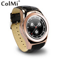 ColMi Smartwatch VS15 Sync Message Pedometer Bluetooth Connect IOS Android MTK2502 Multi Dial Heart Rate Tracker Smart Watch