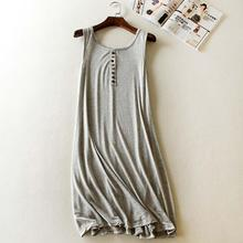 Soft Loose Casual Maternity Long Dress