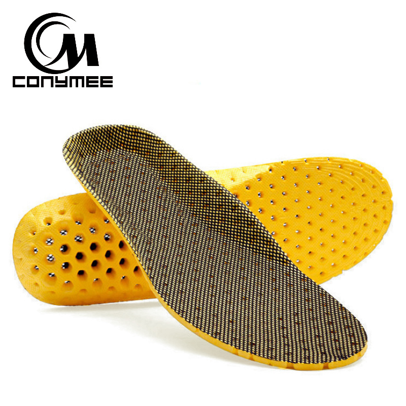Shoe Insoles High Arch Support Sneakers Foam Insole Pads Shock Absorption Shoes Inserts Pad Men Women Shoe Cushion Shoes Sole unisex pu athletic comfort insoles with shock absorption pads daily wear work shoes inserts arch support insole orthotic insoles