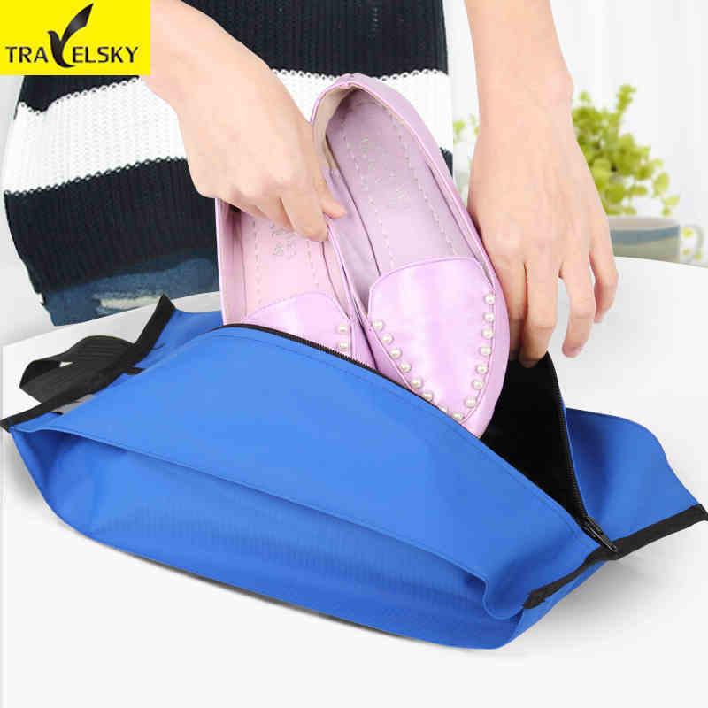 Multifunktionell resväska med GORE TEX vattentät materialskorväska - Resetillbehör - Foto 1