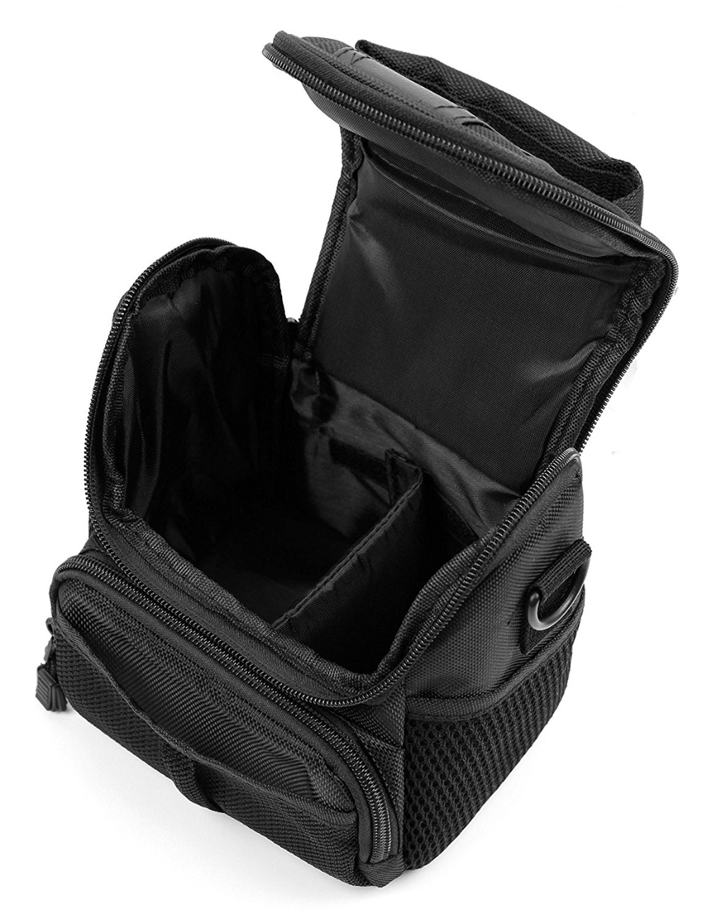 Black Camera Case Bag for GE HZ1500 X400 X500 X550 X600 X2600 X5