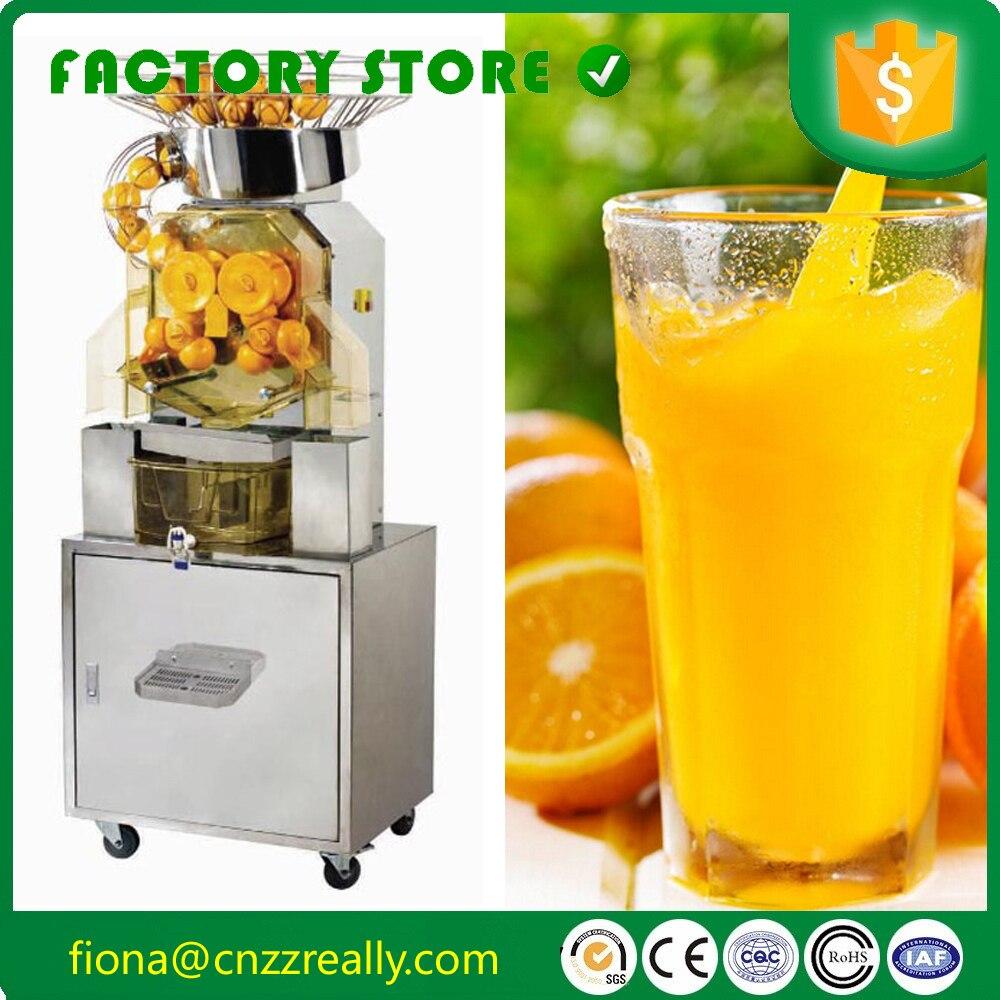 EU popular automatic industrial juicer machine orange Russia DDP for sale