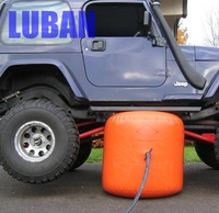 NEW ARRIVAL 4 Ton Exhaust Air Jack And Inflatable Jack Exhaust And Pump Dual Purpose Jack