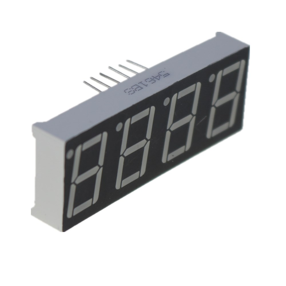 10PCS 0.36 inch 3 digit 7 seg segment Common Cathode led display Red New