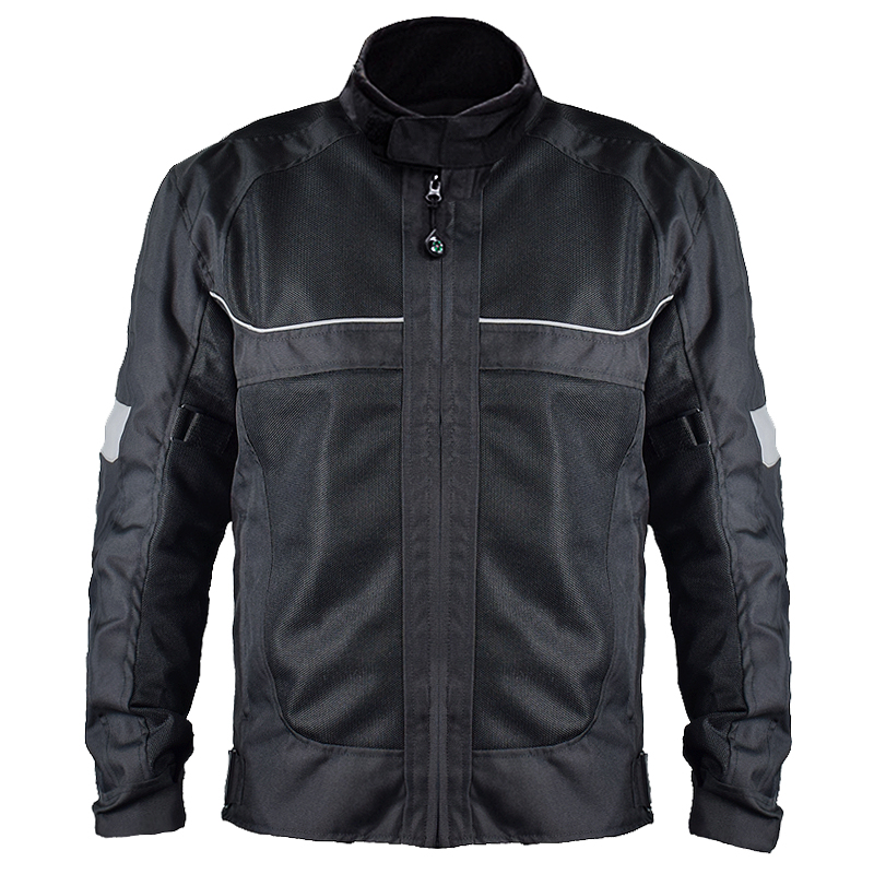 Mens Oxford Windproof Motorcycle Racing Jacket Professional Mesh Breathable Summer Motorcycle Race Automobile Motorcycle Jacket