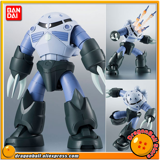 Mobile Suit Gundam BANDAI Tamashii Nations Robot Spirits 212 Action Figure - MSM-07 Mass Production Z'GOK ver. A.N.I.M.E. original bandai tamashii nations robot spirits exclusive action figure rick dom char s custom model ver a n i m e gundam