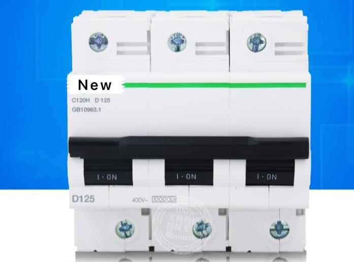 100% nouveau Original dans la boîte 1 an de garantie C120H 3 P D 125A A9N19830