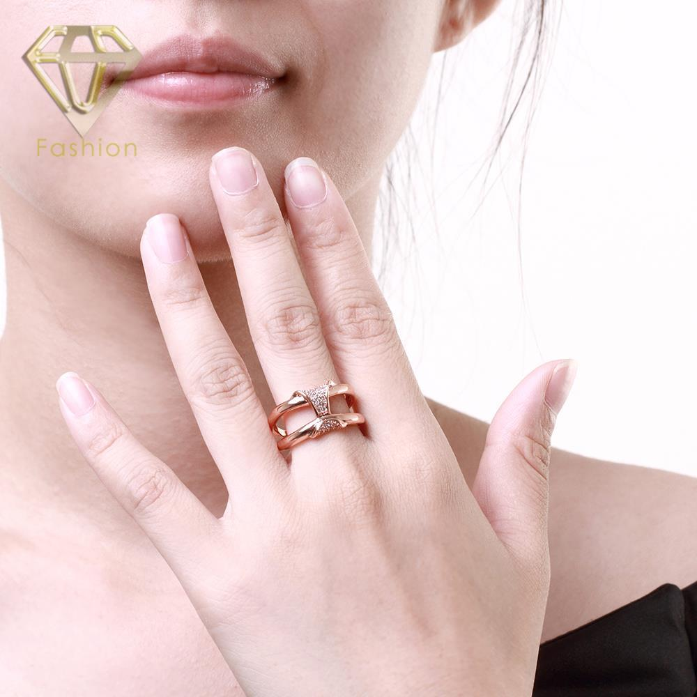 Jewelry Making Classes Recommend Punk Style Gold/Rose Gold Color ...