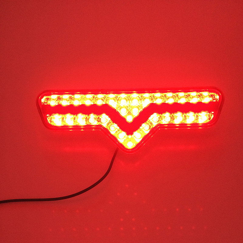 Håber førte bil tredje bremselys stoppe parkeringslampe auto lampe - Billygter - Foto 5