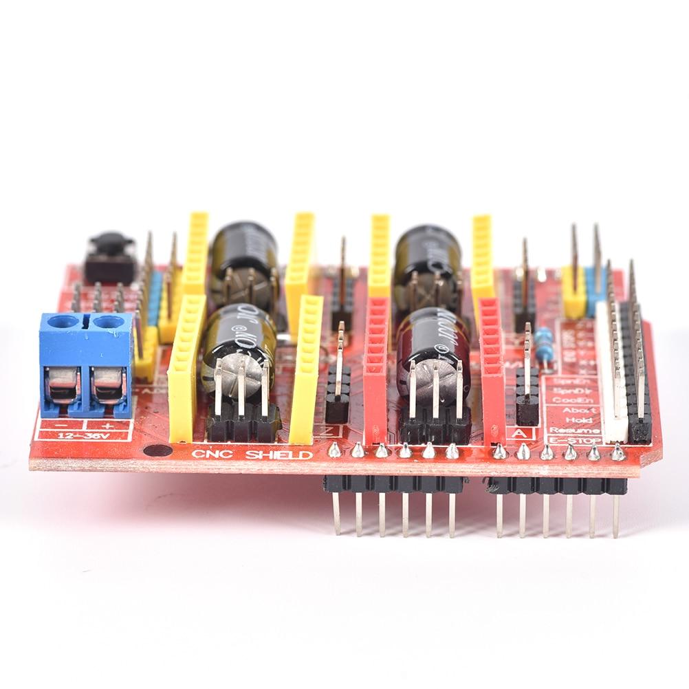 1PC 3D Printer Module Board CNC Shield+Board+A4988 Stepper Motor Driver Kit For Arduino