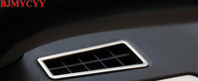 BJMYCYY Car styling the air outlet on the instrument panel of a car - Car Interior Accessories - Photo 3