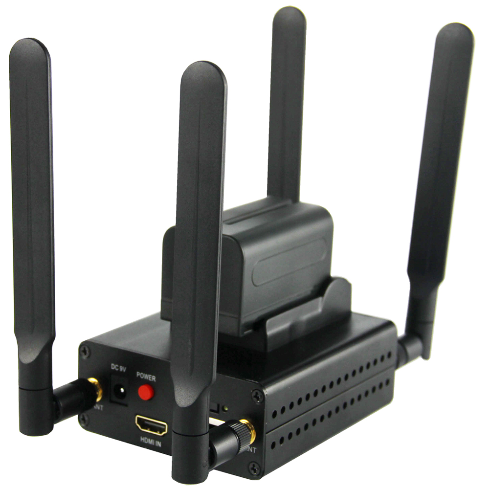 4g LTE HDMI À IP HD Vidéo Encodeur H.264 Live Streaming Codeur HDMI À RTMP Émetteur H.264 WiFi Vidéo codeur