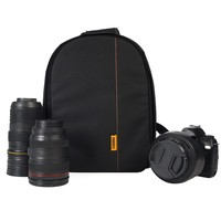 1pcs Home Bag Digital Black Camera Photo Bag Lens Case Photographer Waterproof National Geographic Double Shoulder