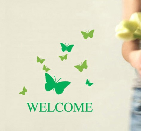 cheap elegant furniture. elegant shop store butterfly welcome banner sign sticker advertising poster wall cheap furniture