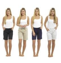 Ladies Shorts High Waist Women Loose Short Pants Casual Summer female bottom shorts Plus Size
