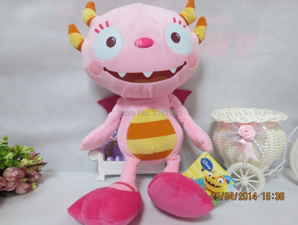 Cartoon Movie Plush Toys Henry Hugglemonster Plush Toys 32cm Summer Plush Toys 1pcs Price Cute Monster