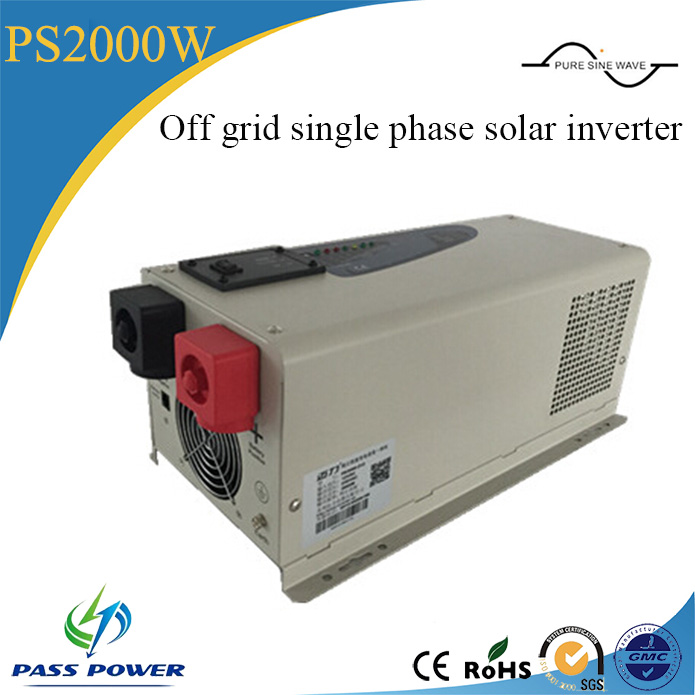 2000w Off Grid Single Phase Solar Inverter 1kw 2kw 3kw 4kw