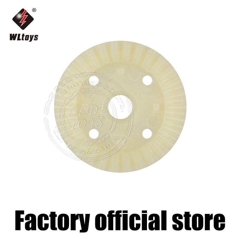 Wltoys 12428 12423 1 12 RC Car Spare Parts 30T 24T 12T Differential Large Gear 0011