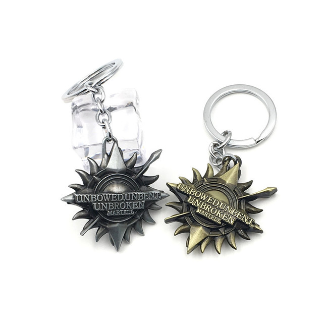 House Stark, Song of Ice and Fire Key Rings Holder 5