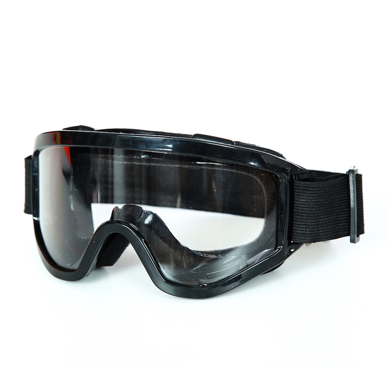 Hot Workplace Safety Supplies Eyes Protection Clear Protective Glasses Wind and Dust Anti-fog Lab Medical Use Safety Goggles 3