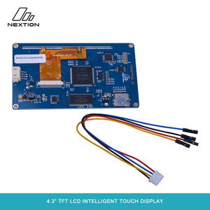 """Image 5 - Nextion NX4827T043   4.3"""" TFT LCD Intelligent Touch Display Best Solution to Replace the Traditional LCD and LED Nixie Tube"""