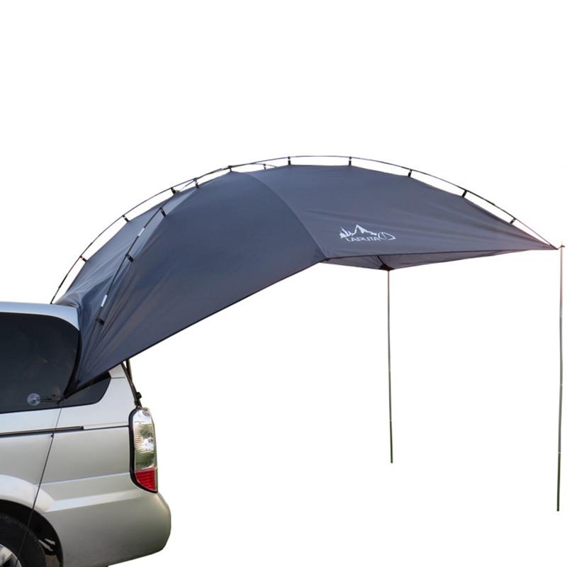 Outdoor Folding Car Tent Camping Shelter Anti UV Garden Fishing Waterproof Car Awning Tent Picnic Sun