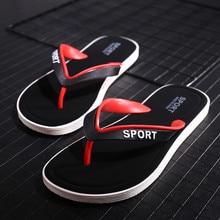 Man Slippers Beach Flip Flops Men Sandals Designer Summer Home Shoes Mens Slides Pantuflas De Hombre