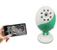 720P Wireless WIFI IP Camera Baby Monitor