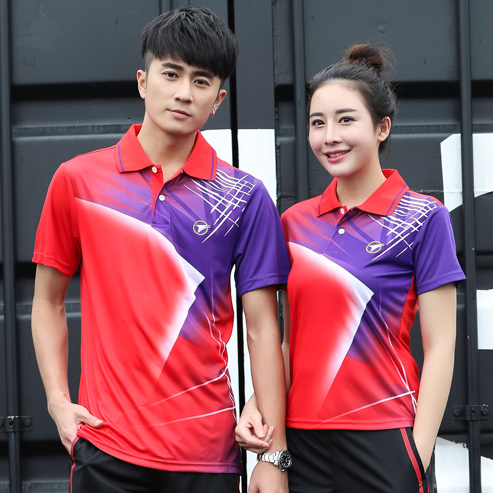 New Quick dry Badminton t shirt Men/Women's , sports badminton shirt ,Table Tennis t shirt , Tennis t shirt AY002